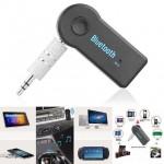 Adaptor 3,5mm audio universal Bluetooth pentru masina AUX Streaming A2DP pentru casti si difuzoare