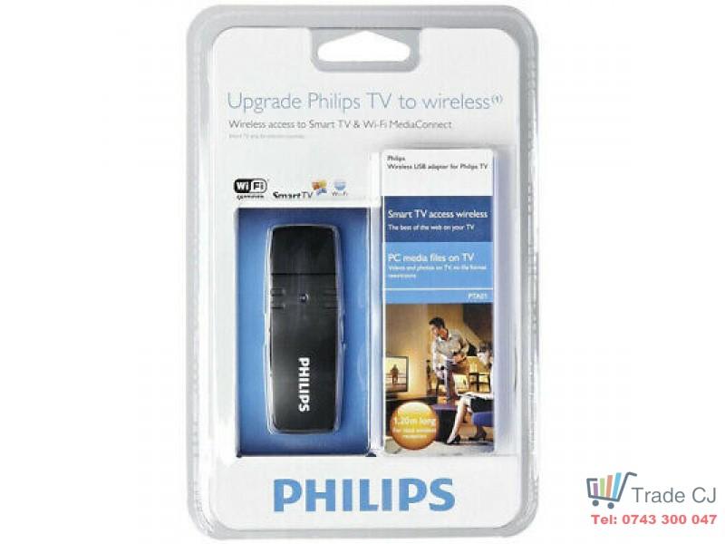 Adaptor Wireless USB pentru TV Philips PTA01 PTA01/00