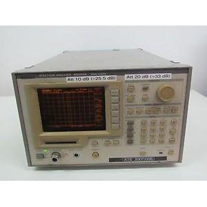 Anritsu MS2601A analizator de spectru 10kHz - 2.2Ghz