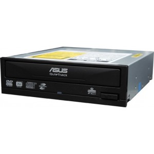 Asus QuieTrack Lightscribe DRW-1814BL, DVD-RW drive (IDE)