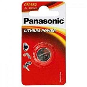 Baterie Lithium Panasonic marime CR1632, 3V