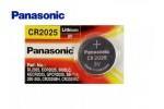 Baterie Lithium Panasonic marime CR2025, 3V