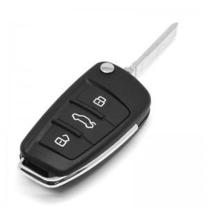 Carcasa Cheie Briceag Audi A2 A3 A4 A6 A6L A8 TT 3 Butoane