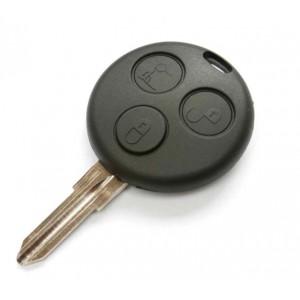 Carcasa Cheie Mercedes Smart Fortwo 450 3 Butoane