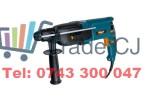 Ciocan rotopercutor+geanta transport cu accesorii 800W Bort BHD-800N