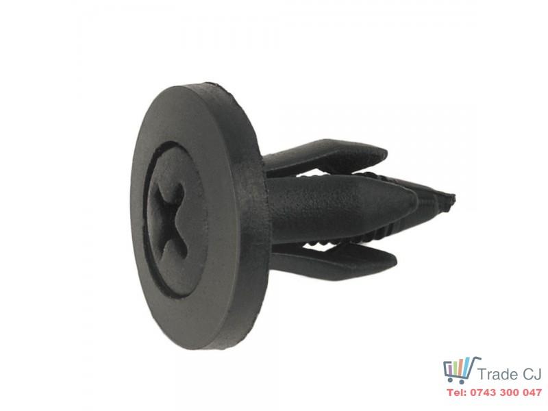 Clips Element Fixare Surub Plastic Nit Diblu Panou Capitonaj Ford VW Skoda