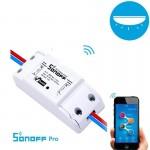 Comutator releu wireless Wifi Sonoff Universal Smart Home pentru automatizare 10A