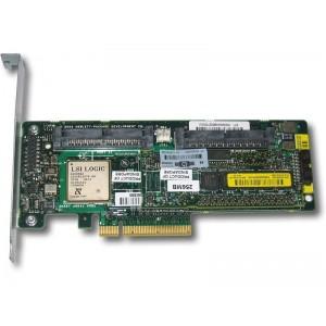 Controller HP Smart Array P400 256MB Cache SAS/SATA 8 Port RAID