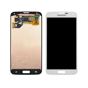 Display Samsung G900/B i9600 Galaxy S5 White