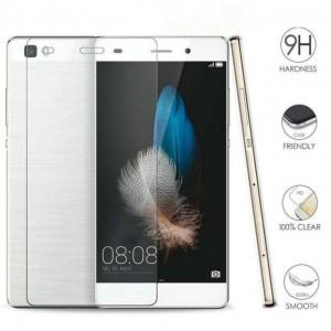 Ecran protector de sticla 3D 9H / 2.5D /0.3MM tempered pentru Huawei P7