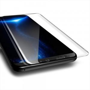 Folie protectoare 3D cauciucata 0.3MM pentru Samsung Galaxy S8 Plus