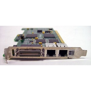 HP A5838-60001 Dual Port SCSI / 100BaseT LAN PCI Card