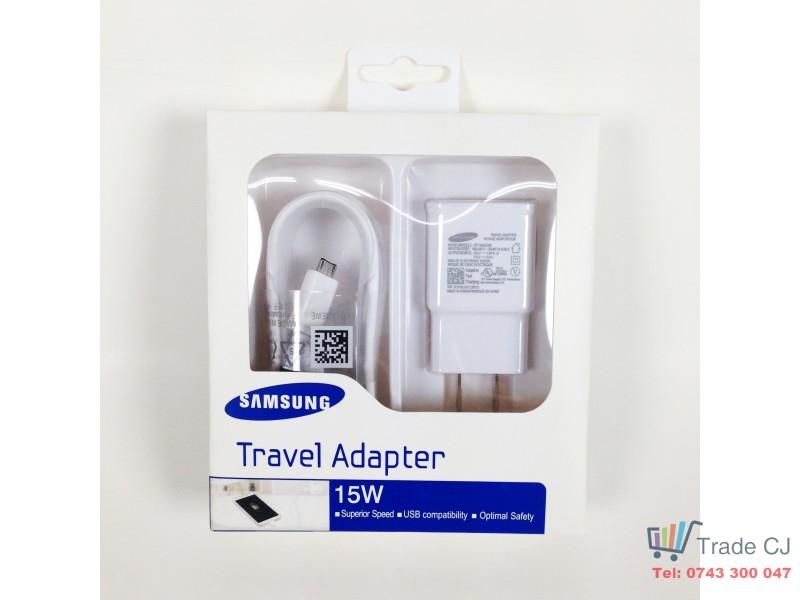 Incarcator Fast Charge original Samsung USB USB 5V 2.0A 9V 1.67A