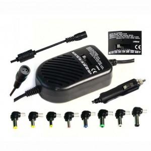 Incarcator universal de masina Auto DC Adaptor alimentare Notebook Laptop 80W
