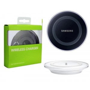 Incarcator Wireless cu pad de incarcare EP-PG920I QI pentru Samsung Galaxy S6, S7, S7 Edge, S8, S8 Plus, Note 5