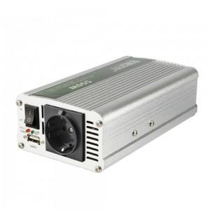 Invertor tensiune, 12V DC/220V AC, 1000 W, USB