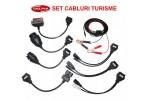 Kit set 8 cabluri adaptoare OBD2 Autocom Delphi autoturisme