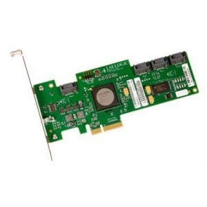 LSI SAS3041 adaptor intern PCI-E