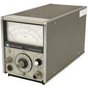 Masurator de energie HP435B Agilent
