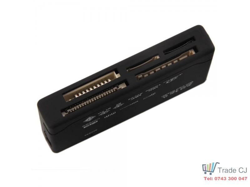 Mini All In One Cititor de carduri USB de memorie externa SDHC Mini Micro M2 MMC XD CF