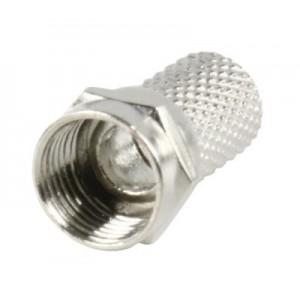 Mufa F tata 7mm pentru cablu RG11 Coaxial Set 5 Buc