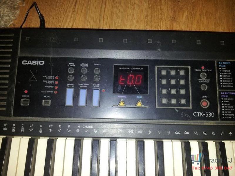Orga Casio CTK-530