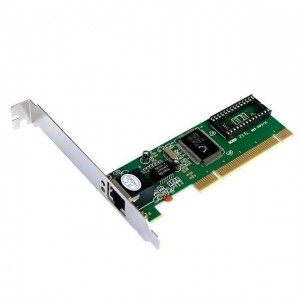Placa retea Realtek 8139D 10/100 mbps PCI 1 X RJ45