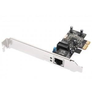 Placa retea Rosewill RC-411 10/100/1000 mbps PCI-EXPRESS 1 X RJ45