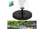 Pompa Fantana Arteziana Solara Plutitoare Rotunda 13cm