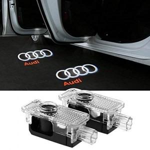 Proiectoare logo Audi portiera - led laser (emblema ,sigla, holograma)