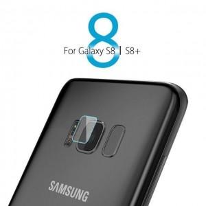 Protectie sticla camera 3D 9H / 2.5D /0.3MM tempered pentru Samsung Galaxy S8+