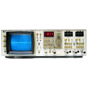 Sistem de analiza a retelei HP/Agilent 8754A, de la 4 la 1300 MHz, 80 dB, 50 Ohm