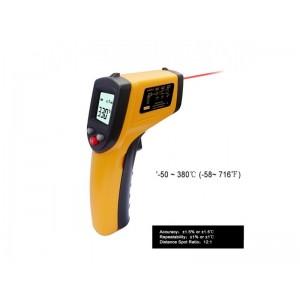 Termometru infrarosu laser digital profesional